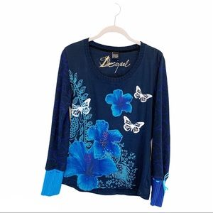 Desigual | Art To Wear Sweater Pullover